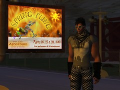 Burning Life-Spring Fling - Raul Crimson