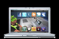 Buddy+MacBook Pro