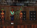 Reggae Dancers, Cybertown