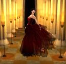 -AZUL- Egretta gown
