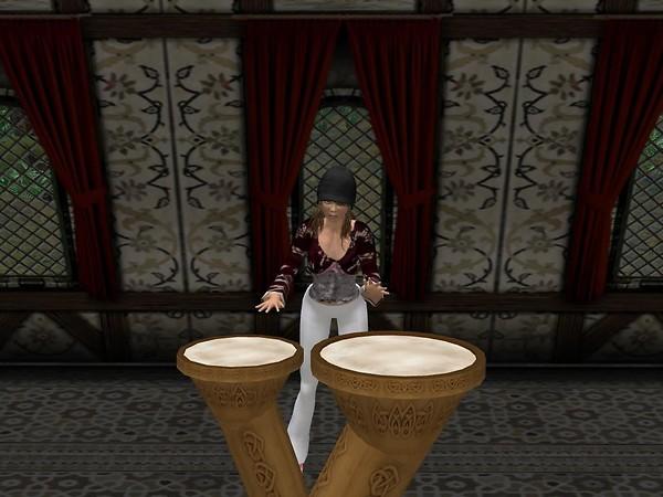 drumming - Parcadia Violet