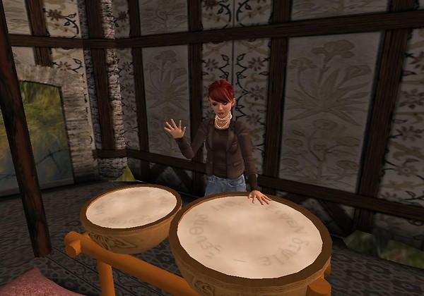 Spiral Drumming - Spiral Theas