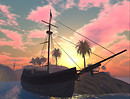 Sailing Ship ~ OS Grid