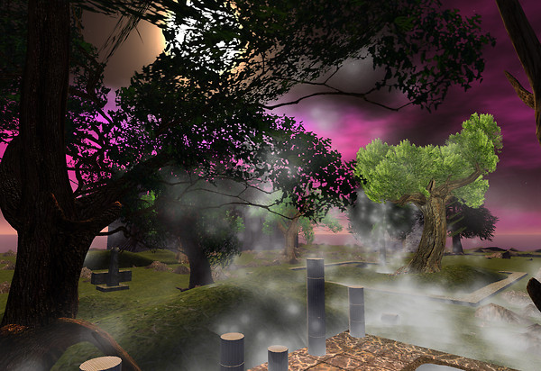 Dark Tree ~ Captive Highlands Sim OS Grid