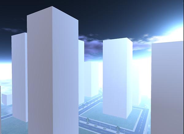 Dusk City ~ Sin City OS Grid