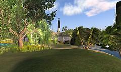 Beholder House from Brenda's Isle
