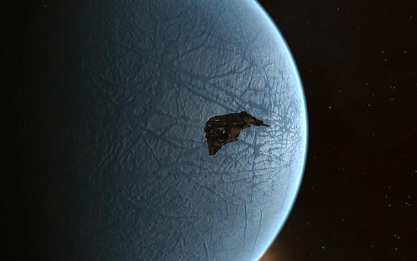 Eve Online: Inhospitable