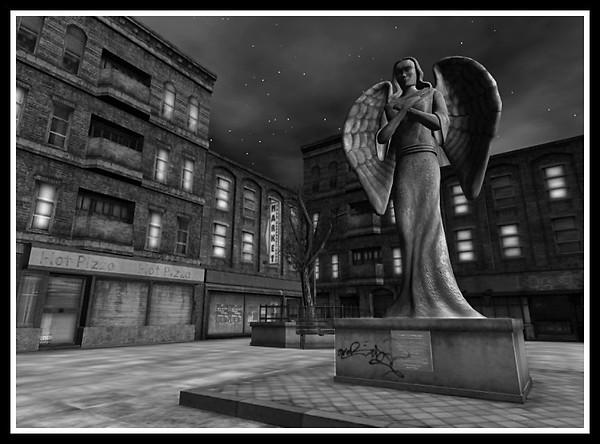 Angel of Virtual Decay