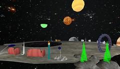 Alpha Centauri Space Park on the 3rd Rock Grid