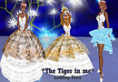 The Tiger in me Wedding Gown_030