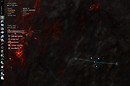 Eve Online Planetary Interaction: lava base