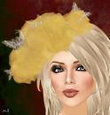 Dina portrait apr 23