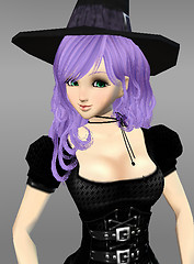 Annie witchy