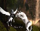 Mythical Creatures at play...