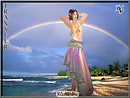 Affiche )S( RAINBOW