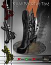 B&W BootsAD