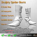 Spider BootsAD copy