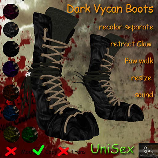 iDark Boots copy