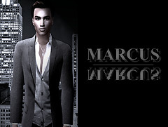 Marcus wallpaper