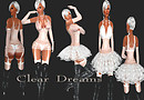 Crear dreams in white mini dress_003