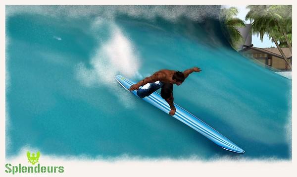 SPLENDEURS /SURFWEAR/