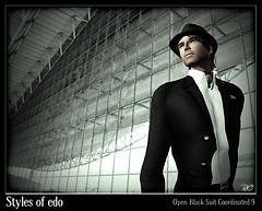Open Black Suit (2)