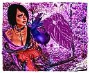 emms 'Grape Geisha'