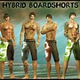 SPLENDEURS NEW BOARDSHORTS