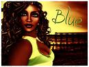 Blue 'Sunset' profile