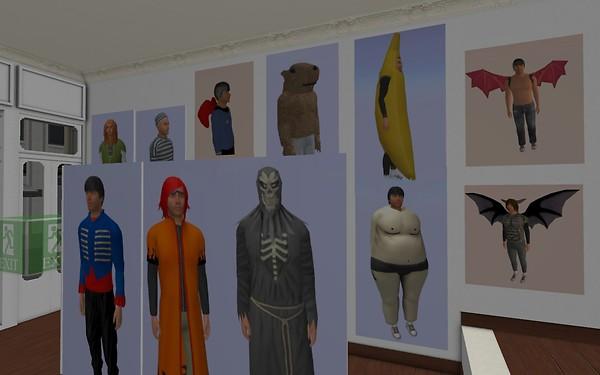 Twinity Shopping Tour - Costume Jungle