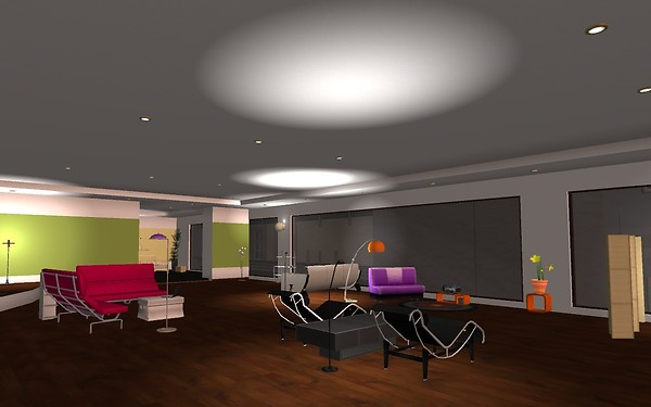 Twinity Shopping Tour - Living Rooms