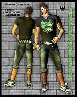 Splendeurs Outfit Nr 17