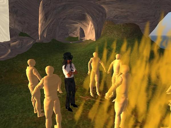 Outside Plato's Cave