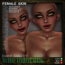 PRODUCT POSTER MAKEUPS NINA MAKEOUT DARK SULTRY