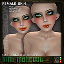 PRODUCT POSTER MAKEUPS NINA MAKEOUT PALE ANTIFASHION