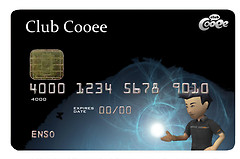 Club Cooee Card