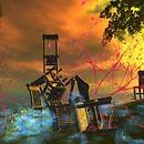 Pile of Chairs by PouletFritesMayO Boucher - Ravenelle Zugzwang