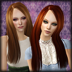 Coolsims Hair #74 Nouked