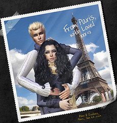 GPhoenixProductions_From_Paris_With_Love