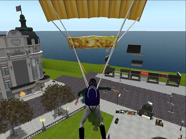 Chimera will land safely... - Chimera Cosmos