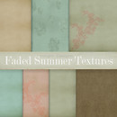 Faded Summer textures