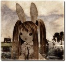 Dunica bunny portrait