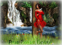 Prisms Fashion Cardinal