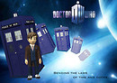 Dr Who Cooee 1