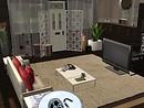 Living Room - Sara's House