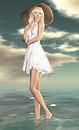 Lynda Mimulus - Sous le vent