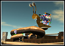 SL7B Contrary - Giant SNail Racing around the World