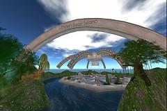 Linden Bear Island @ SL7B - Raul Crimson