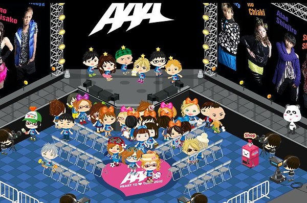 "20100625_AAA Pigg LIVE ""AAA Heart to ♥ TOUR 2010""_11"