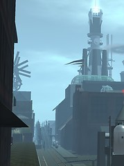 Second Life City